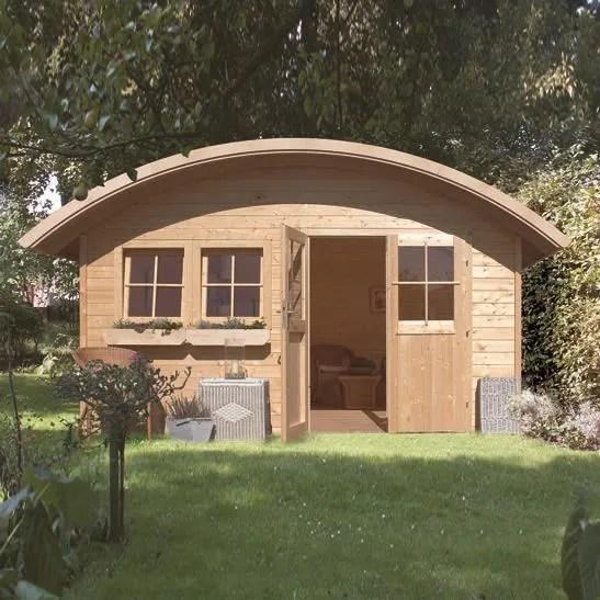 Abri de jardin bois 1689 m2 JORDSUND 2 28mm   Achat  Vente abri jardin  chalet Abri de