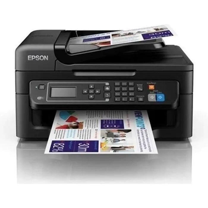 Imprimante EPSON WorkForce WF 2630WF Achat Vente