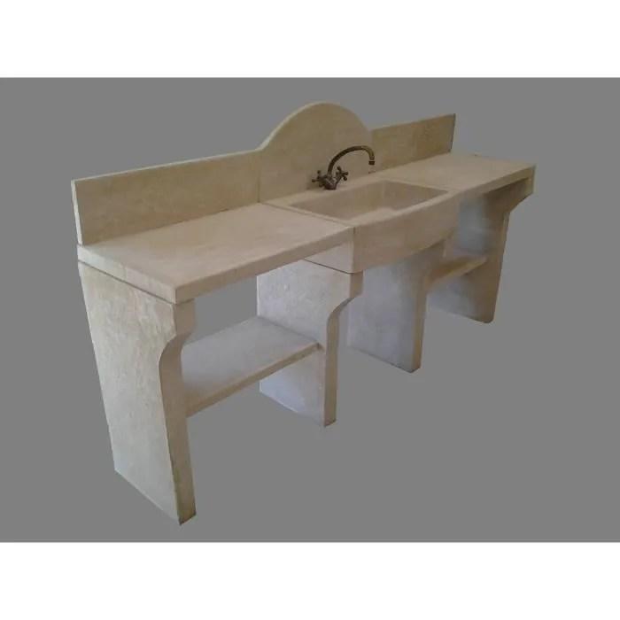 fabriquer un meuble de cuisine avec plan de travail