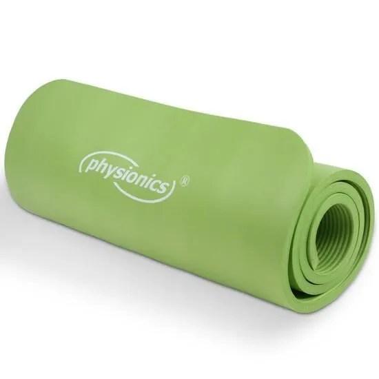 tapis de sol fitness tapis de gymnastique x cm