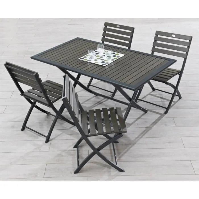 Table De Jardin Pliable Pas Cher | Table De Jardin Pliante ...