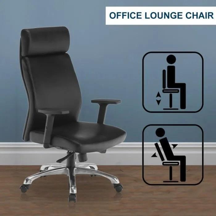 chaise de bureau chaise de bureau inclinable chaise d ordinateur ex