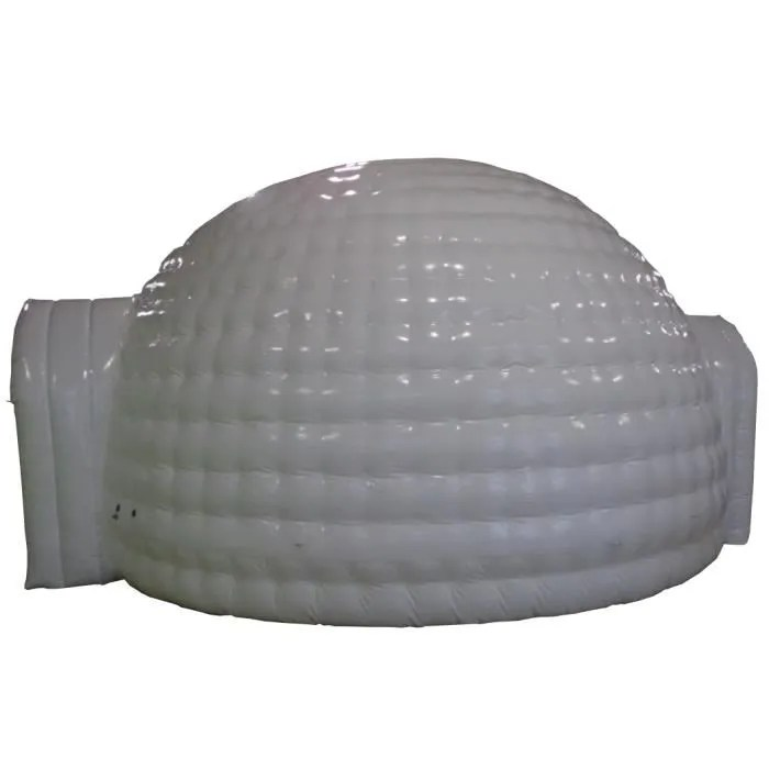 IGLOO GONFLABLE BLANC 8M  Achat  Vente abri jardin  chalet IGLOO GONFLABLE BLANC 8M  Cdiscount