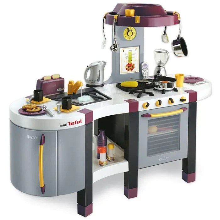 Smoby Mini Tefal Kueche Excellence