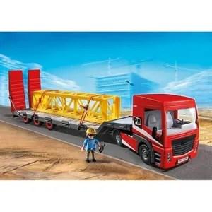Playmobil City Action Le Transport De Marchandises