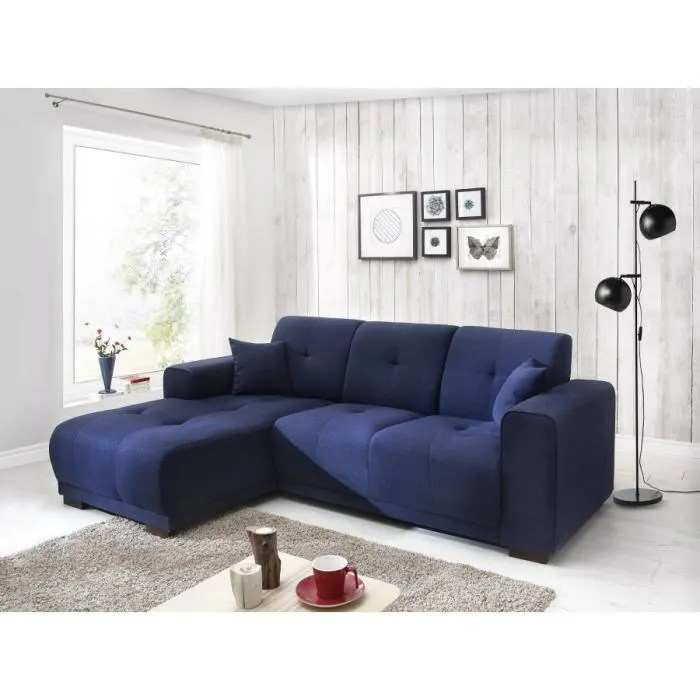 Canape Bleu Cdiscount