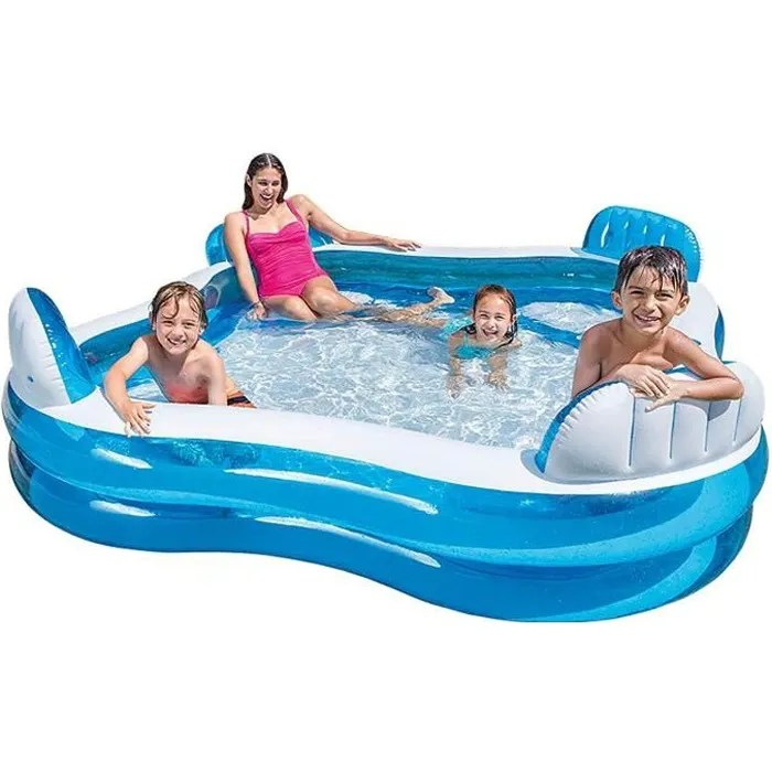 Piscine Gonflable Adulte Carrefour