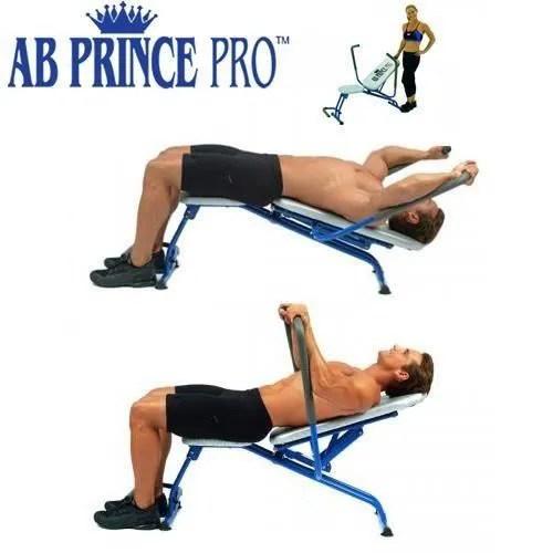 AB Prince Pro Appareil De Musculation Fitness Achat