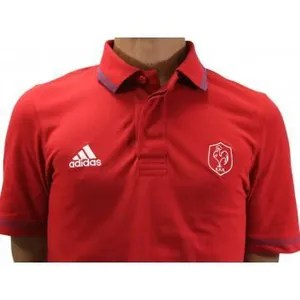 polo ffr am polo ss red polo ffr rugby homme adidas