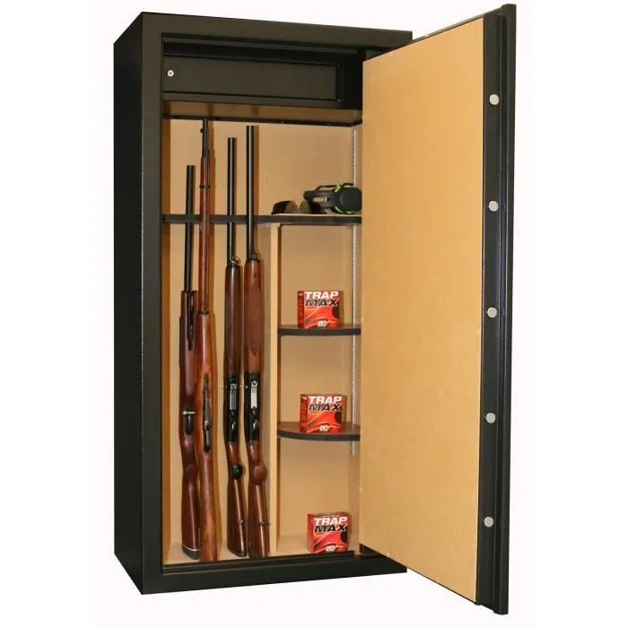 armoire forte executive ed23 modulable 16 23 armes noir