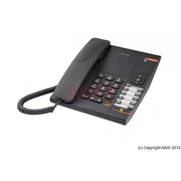 alcatel temporis pro 380 telephone bureau avec