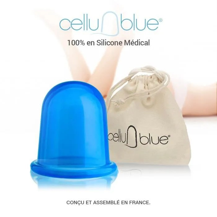 CelluBlue-La ventouse Anti cellulite - Achat / Vente ...