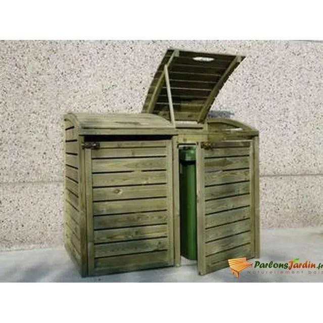 lovely abri poubelle brico depot 1 coffre. Black Bedroom Furniture Sets. Home Design Ideas