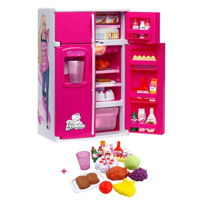 Accessoires Cuisine Barbie