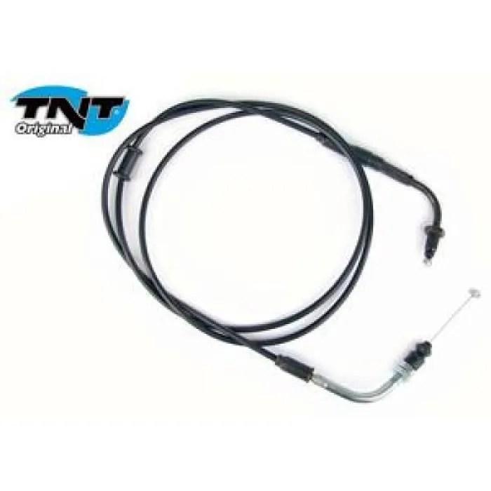 TRANSMISSION GAZ TNT ORIGINAL ADAPT : HONDA SH 125cc ET