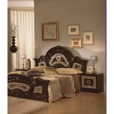 Chambre  coucher model sara Beige marron  Achat  Vente chambre complte Chambre  coucher