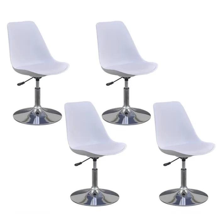 chaise chaises de cuisine et de salle a manger 4 chaises