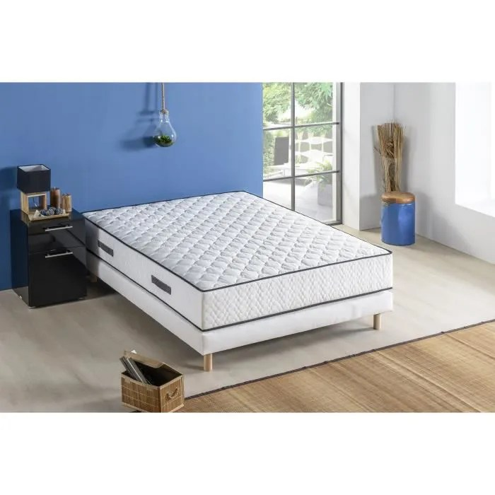 deko dream ensemble matelas sommier 140 x 190
