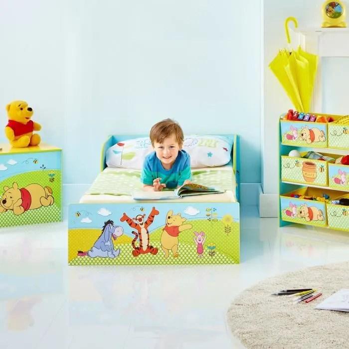 WINNIE LOURSON Lit Enfant Disney  Achat  Vente structure de lit  Cdiscount