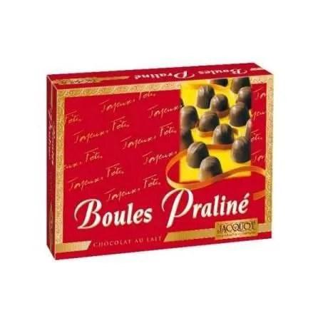 Confiserie De Nol Boules Pralin Et Chocolat Au Lait 1