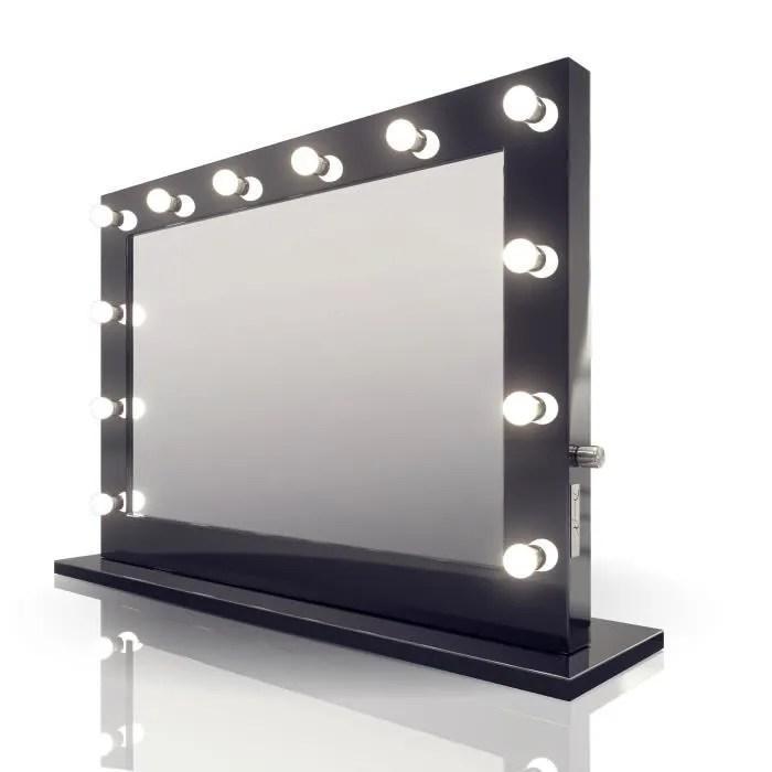 Leroy merlin miroir salle de bain clairant latest salle for Miroir noir download