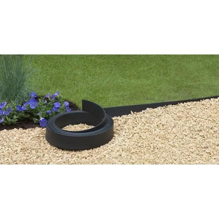 Jardin Entretenir Les Plantes Cultiver Le Jardin Bordure Pro Polyurethane Noir Hcm X M F Nat L