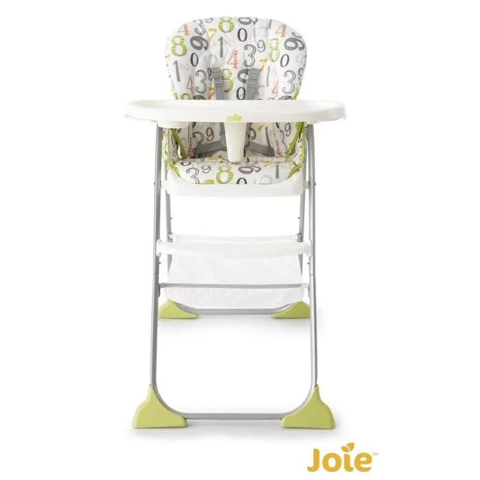 joie chaise haute mimzy snacker 123