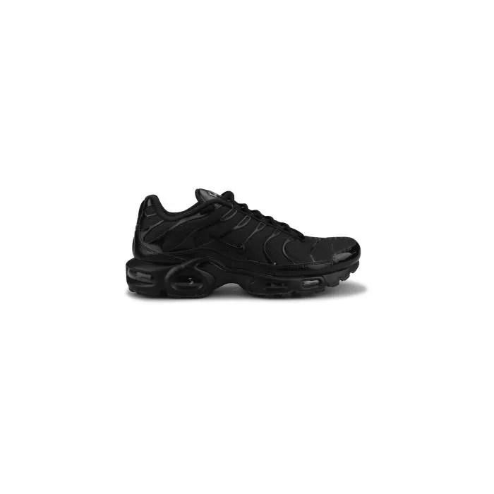 Baskets Nike Air Max Plus TN 604133050 Noir Noir Achat