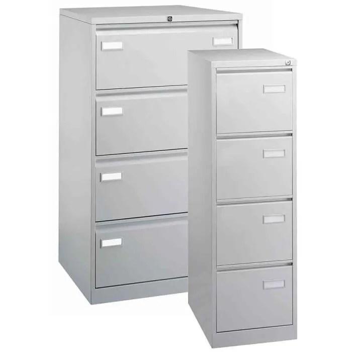 meuble classement armoire a dossiers suspendus universal 4 tiroirs