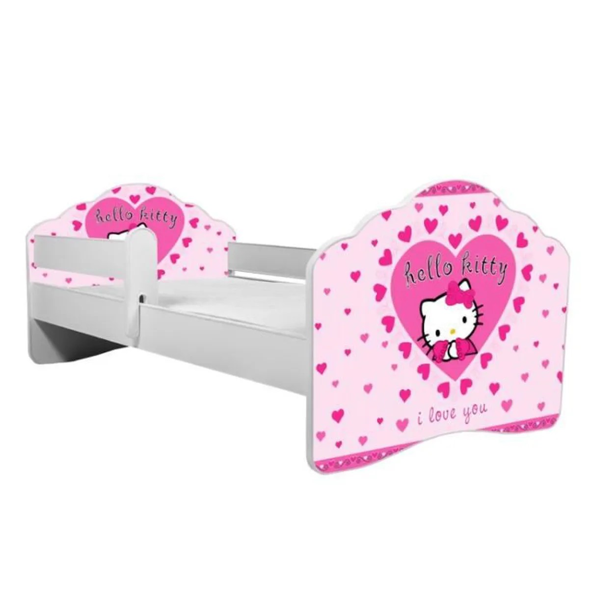 Chambre Hello Kitty Complet Lit Enfant Hello Kity Achat Vente Pas Cher