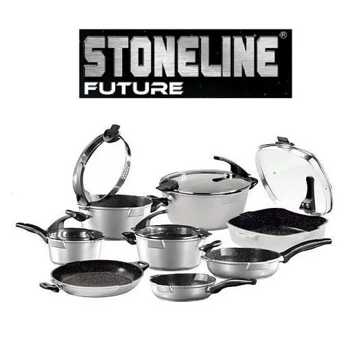 Batterie De Cuisine En Pierre Stoneline