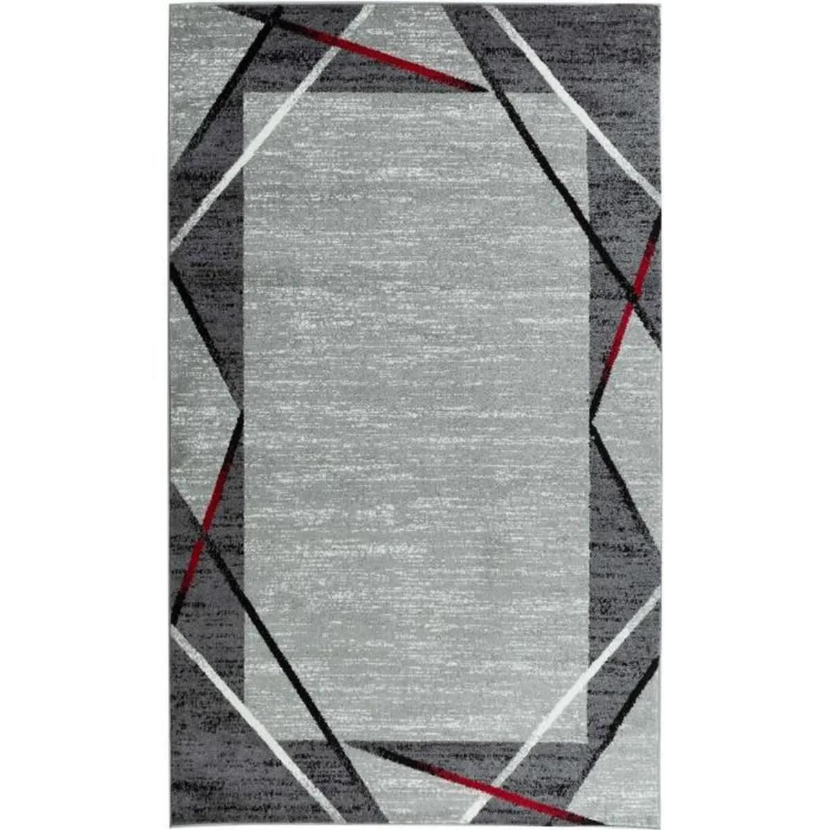 Salon Rouge Blanc Noir tapis rouge salon pas cher senegal