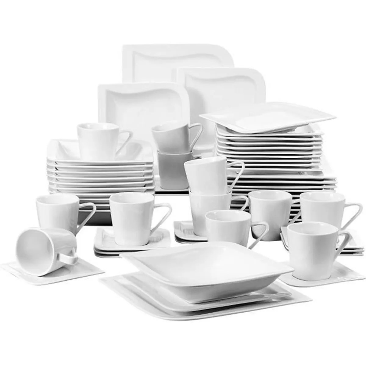 Vaisselle Porcelaine   Vaisselle Ancienne Vendu Assiettes à Dessert En 8a92816abc8