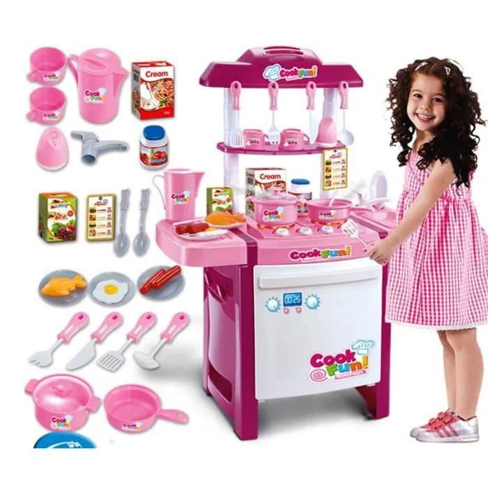 grande cuisine en bois jouet
