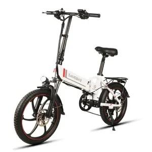 Velo Assistance ElectriqueE-Scooter-Ebike pliant-Vélo