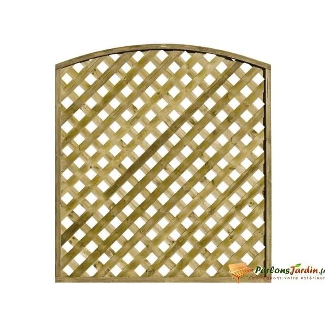 Claustra diagonale en bois bomb Sirocco  Achat  Vente clture  grillage Claustra diagonale