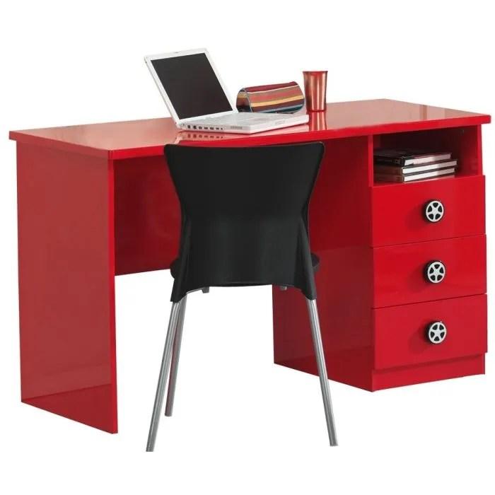 Bureau Enfant Rouge Wohnzimmer Grundriss Ideen
