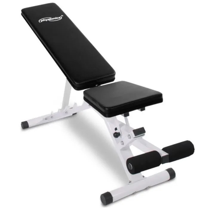 Banc De Musculation Abdominaux Inclinable Sport Fitness