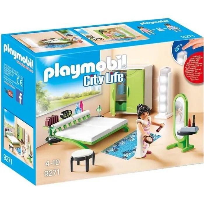 Chambre Moderne Playmobil
