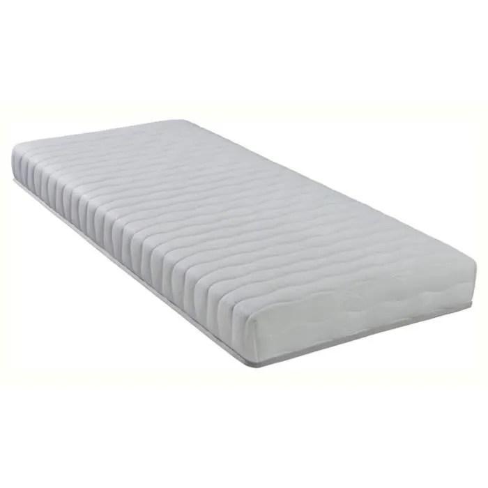 matelas lag 90x200 100 latex pour lit articule t