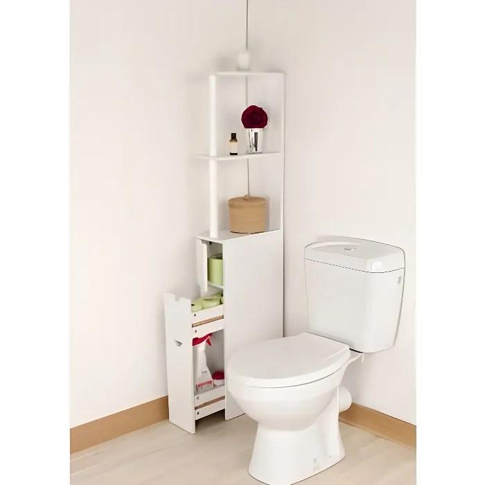Meuble De Rangement Toilettes Ou Salle De Bains Achat