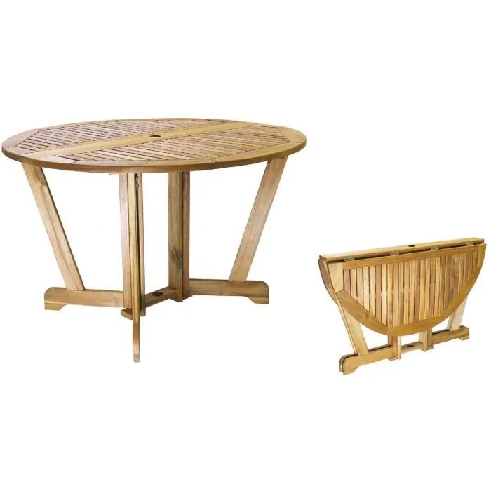 Table De Jardin Bois Pliante | Table De Jardin Pliante