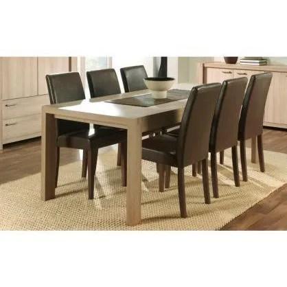 Table de salle  manger EFIA  Achat  Vente table a manger seule Table de salle  manger EFIA