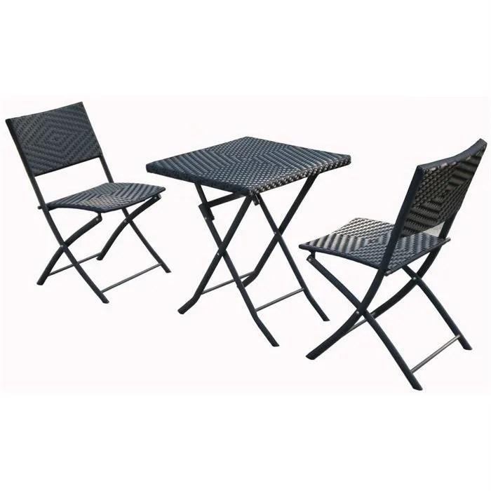 Table Et Chaises Pour Balcon