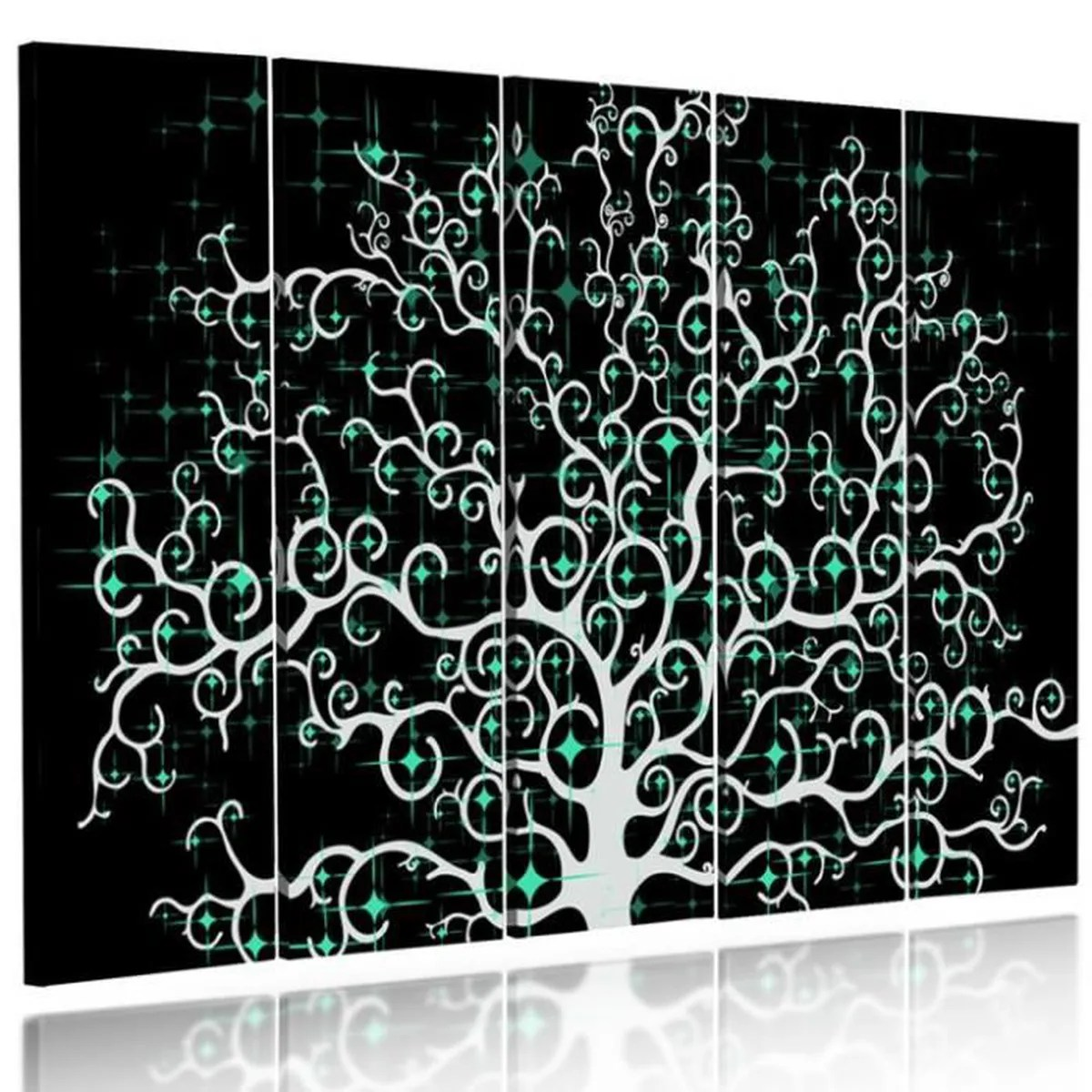 Arbre De Vie Decoration Murale Accessoires Pour La Maison Et