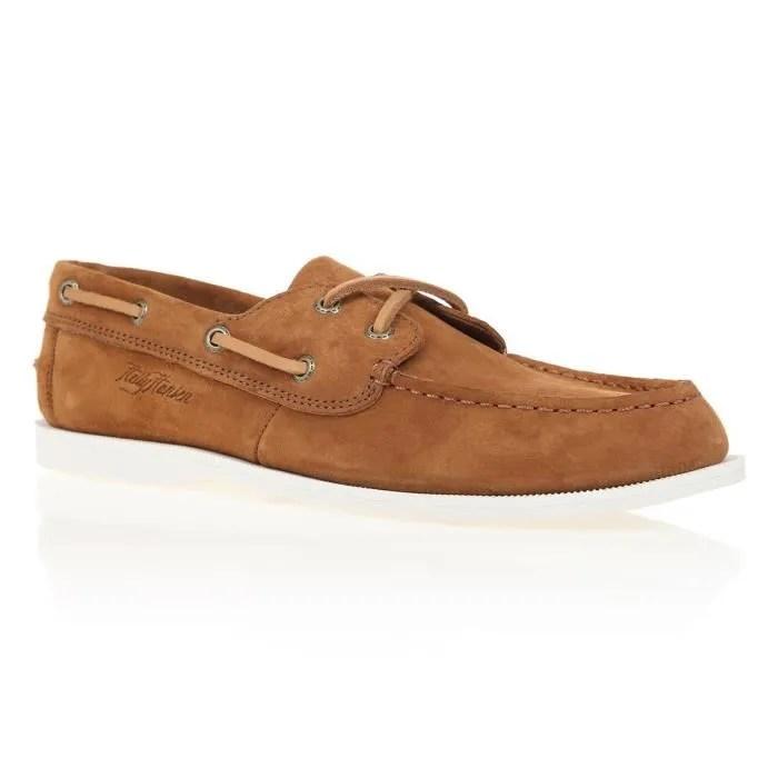 helly hansen chaussures bateau femme deck classic marron