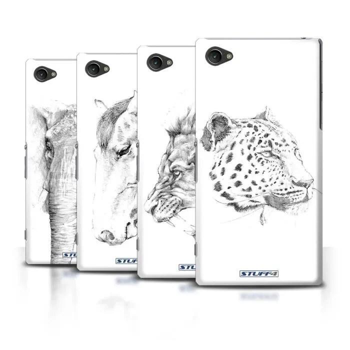 Coque de Stuff4 / Coque pour Sony Xperia Z1 Compact