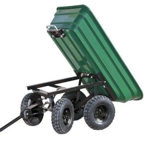 Provence Outillage 5675 Chariot remorque de jardin Vert  Achat  Vente brouette  Cdiscount