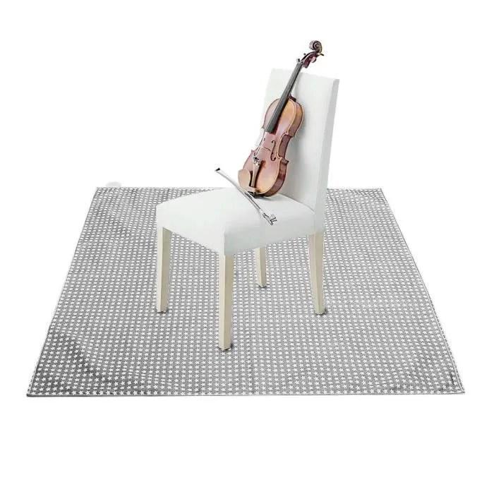 zicac nappe tapis de sol dessous de chaise haute ou sur table pour repas nourriture de bebe ou manger du enfant anti derapant ant