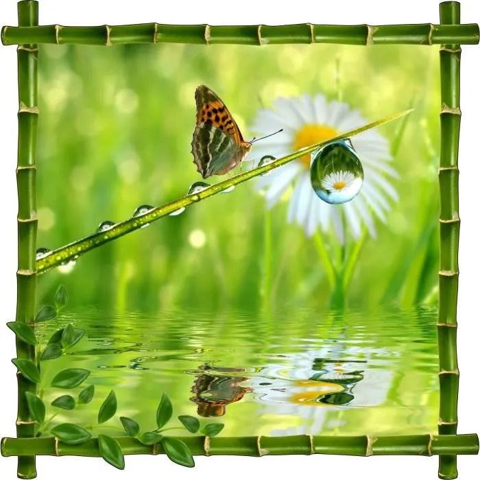 Trompe L Oeil Nature Fabulous Murando Papier Peint Intiss